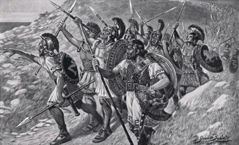 десетте хиляди достигат Черно море след като са изминали хиляди километри из Мала Азия и Близкия Изток