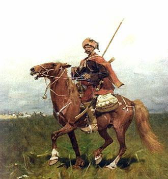 cossack-horseman