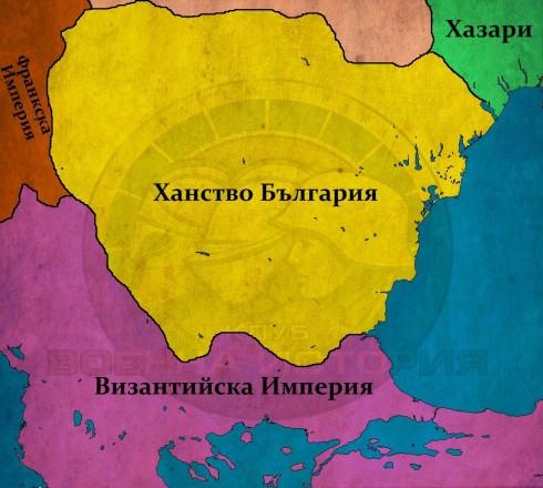 България при Крум, 814г.