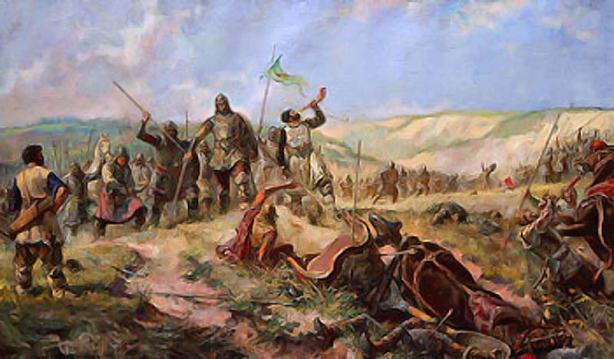 Армията на Ивайло овладява поредното бойно поле