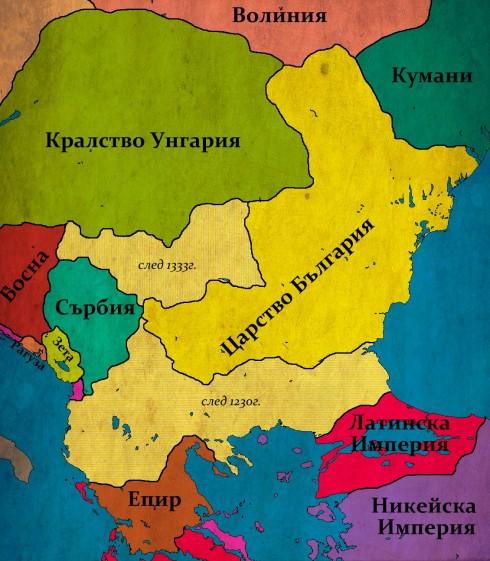 Завоевания на България след победите при Видин и Клокотница