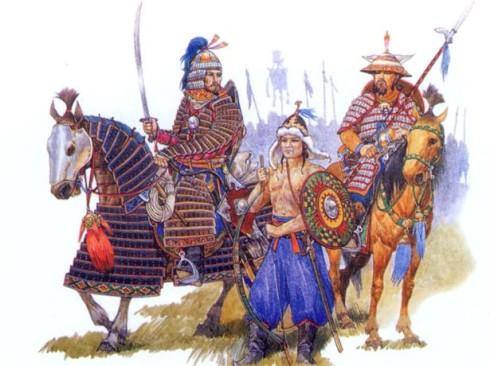Монголите - най-страшните нашественици, дошли от Азия, които също попадат в списъка с победени от българите врагове...