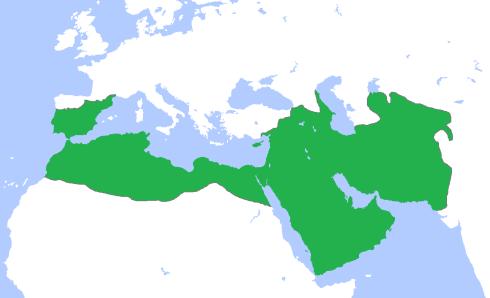Umayyad750ADloc