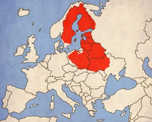 Балтийско море никога не е било така интегрирано колкото по времето на Зигмунд III Васа