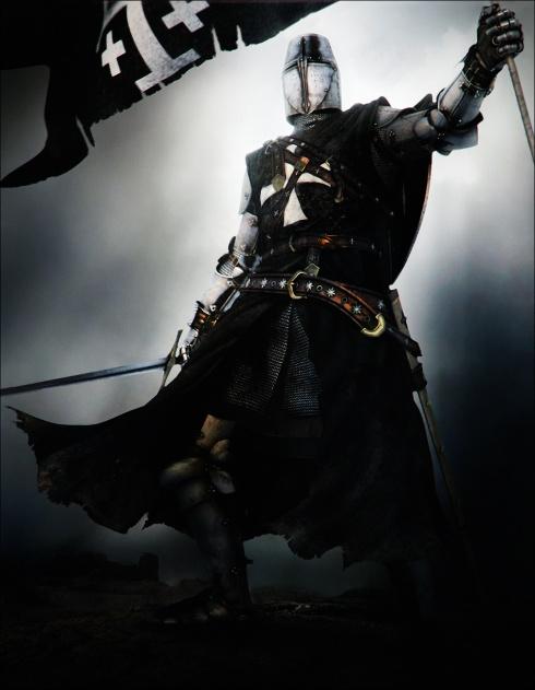Вярата и мечът били основните средства за убеждаване на опонентите и закрила на поклонниците...