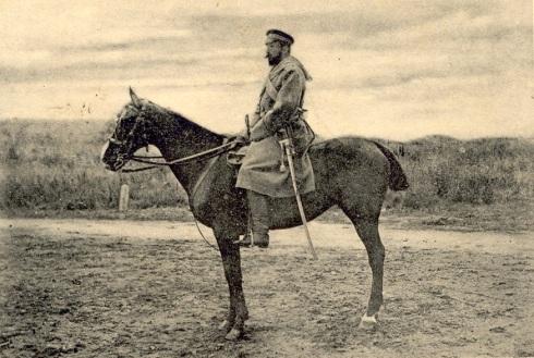 Княз Александър Батенберг на бойното поле