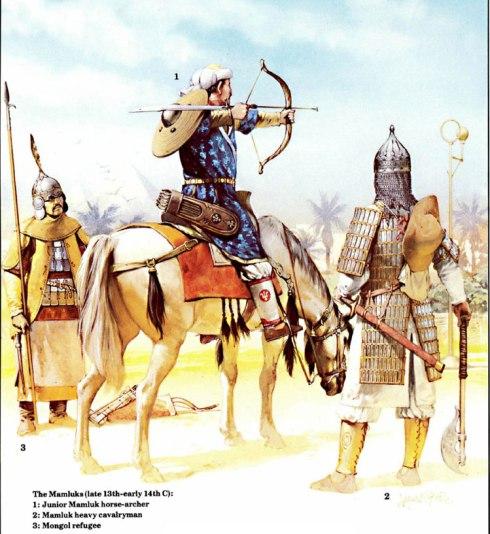 Мамелюци, 13-14 век