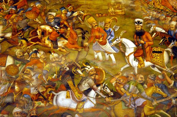 Битката при Чалдъран | Военна История