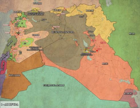 Близкият Изток, 02,02,2015г.
