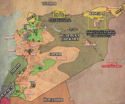 Сирия, 05,02,2015г.
