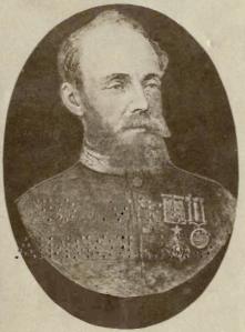 Пиер Луи Наполеон Каваняри - потомък на италиански аристократи, служили на Наполеон, Каваняри се издига в британската армия и служи в Индия, а по-късно и в Афганистан.