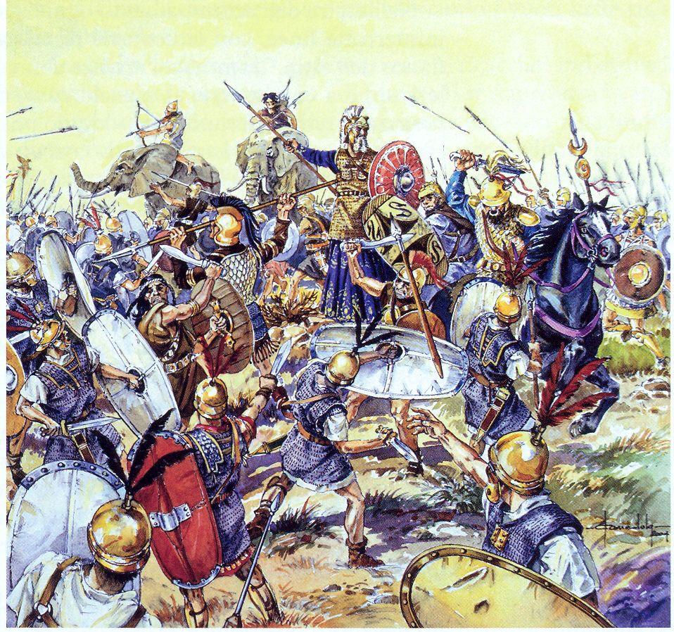 Резултат с изображение за битка при Ярмук.