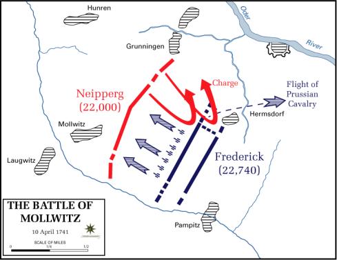 План на битката