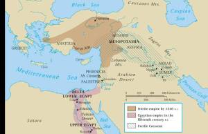 Egypt and the Hittite Empire