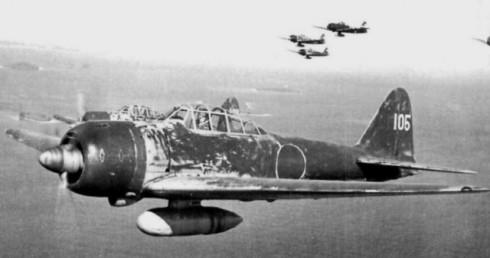 Mitsubishi Zero A6M3 Model 22