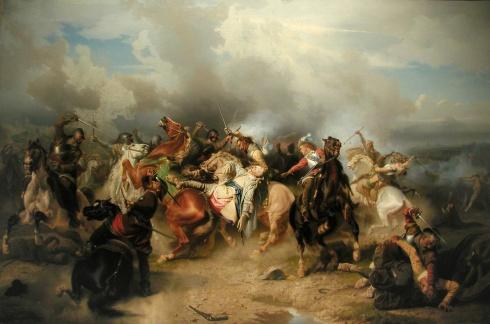 Смъртта на Густав II Адолф