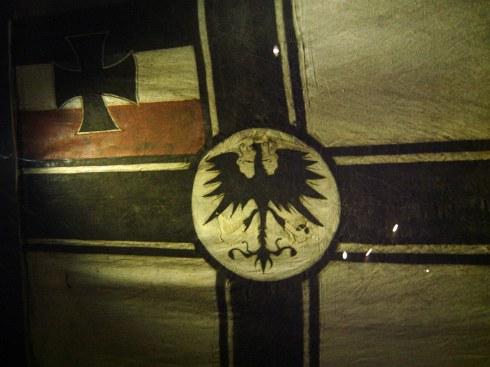 """Флагът на """"Морски орел"""""""