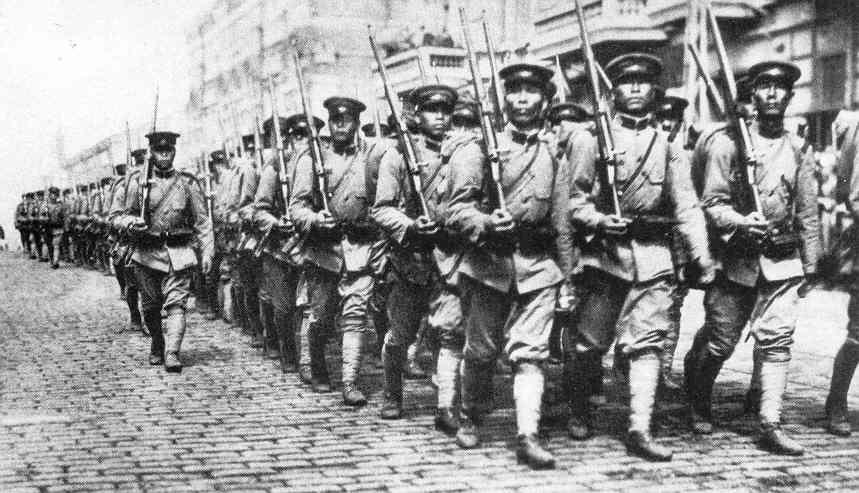 Японската интервенция в Сибир – амбиции и реалности | Военна История